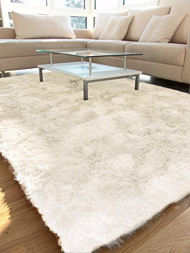 benuta shaggy rug whisper white 200x290 cm online kaufen. Black Bedroom Furniture Sets. Home Design Ideas