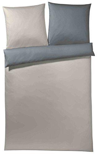 elegante-2-combinate-Bettbezug-Minime-6029-Mako-Satin-Fb-9-platin-graphit-155x220-cm-0