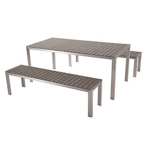 Gartenmobel Tisch Hohenverstellbar : GartenmöbelSets bis 4 Personen & Wohnaccessoires online bestellen