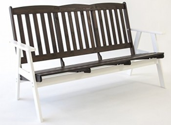 Ambientehome-90078-Verstellbare-Garten-Holz-Bank-Massivholz-Relaxfunktion-Varberg-wei-grau-0