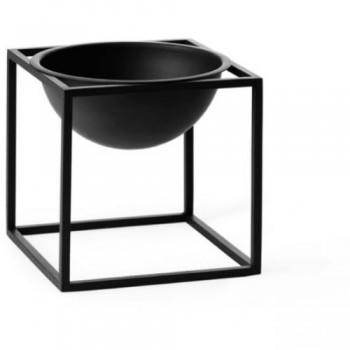 By-Lassen-Schale-Kubus-14cm-schwarz-0