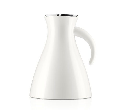 eva solo wide base vacuum jug 1 liter white online. Black Bedroom Furniture Sets. Home Design Ideas
