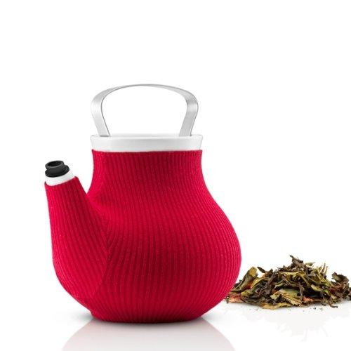 eva solo my big tea teapot 1 5 liter strawberry red online kaufen bei woonio. Black Bedroom Furniture Sets. Home Design Ideas