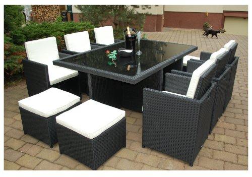gartenm bel sets ab 6 personen wohnaccessoires online bestellen woonio. Black Bedroom Furniture Sets. Home Design Ideas