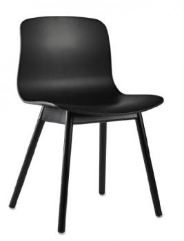 HAY-Stuhl-About-a-Chair-AAC-12-schwarz-Gestell-Eiche-Schwarz-Hee-Welling-and-Hay-Beine-Eiche-schwarz-gebeizt-Schale-Polypropylen-Esszimmerstuhl-Kchenstuhl-Speisezimmerstuhl-0