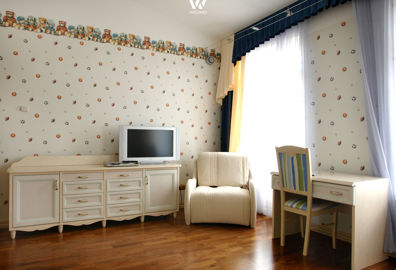 Dezentes feines Kinderzimmer bzw. Jugendzimmer - Wohnidee by WOONIO