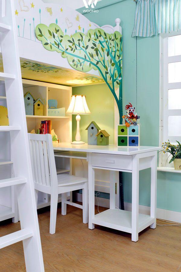 Die kleine malecke im kinderzimmer wohnidee by woonio for Kinderzimmer zum jugendzimmer gestalten
