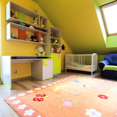 kinderzimmer jugendzimmer gestalten woonio. Black Bedroom Furniture Sets. Home Design Ideas