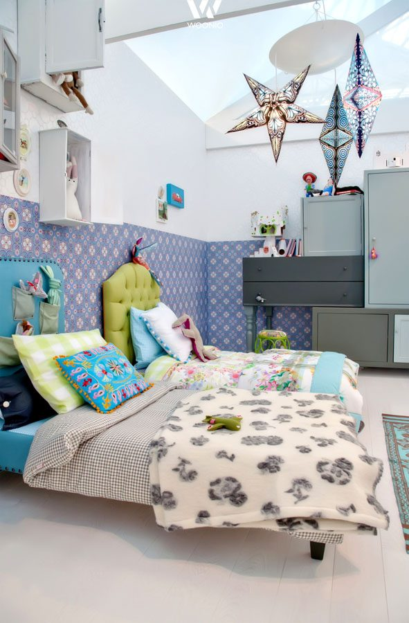 wunderbar verspieltes kinderzimmer f r jungs wohnidee by woonio. Black Bedroom Furniture Sets. Home Design Ideas