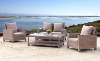 gartenm bel sets bis 4 personen wohnaccessoires online bestellen woonio. Black Bedroom Furniture Sets. Home Design Ideas