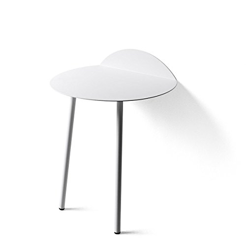 Yeh side table white h 52 5cm online kaufen bei woonio for Table 52 menu