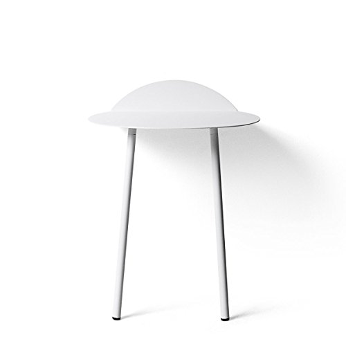 Yeh side table white h 52 5cm online kaufen bei woonio for Table 52 2015