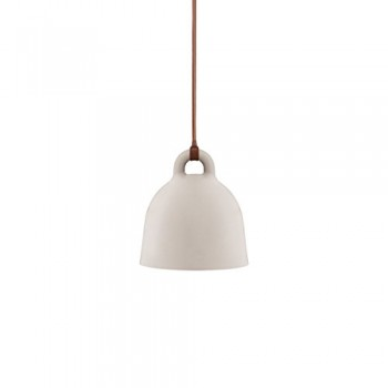 Normann-Copenhagen-Pendelleuchte-Bell-XS-sand-0