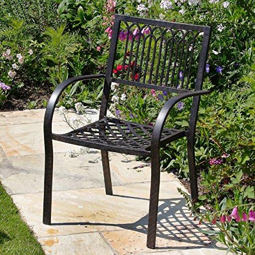 rosie 180cm rundes gartenmbelset 1 rosie tisch 8 mary sthle 0 2. Black Bedroom Furniture Sets. Home Design Ideas