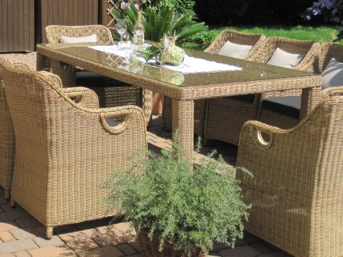 sitzgruppe garten garnitur online kaufen bei woonio. Black Bedroom Furniture Sets. Home Design Ideas