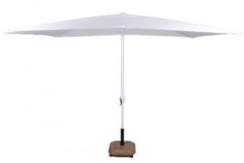 Sonnenschirm-rechteckig-200x300-cm-Rechteckschirm-wei-Marktschirm-Sonnenschutz-0