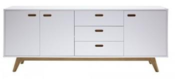 Tenzo-2176-001-Bess-Designer-Sideboard-lackiert-Matt-Untergestell-massiv-82-x-200-x-43-cm-wei-eiche-0