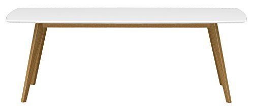 Tenzo-2183-001-Bess-Designer-Esstisch-Tischplatte-MDF-lackiert-Matt-75-x-220-x-95-cm-wei-eiche-0