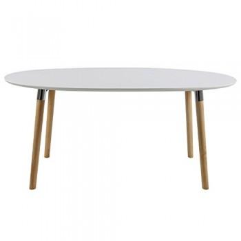 AC-Design-Furniture-Esstisch-oval-aus-Holz-Tischplatte-wei-Beine-Eiche-270x100cm-Pita-0