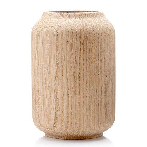 Applicata-Poppy-Vase-14cm-Eiche-0
