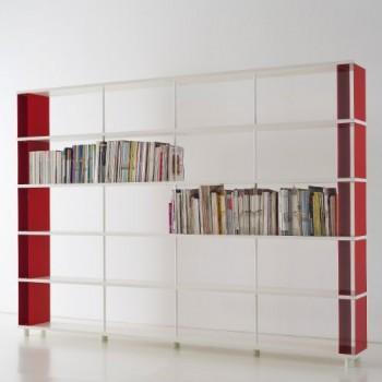 Bcherregale-SKAFFA-Italienische-Design-weisse-Regale-von-cm-300-x-211-h-x-30-0