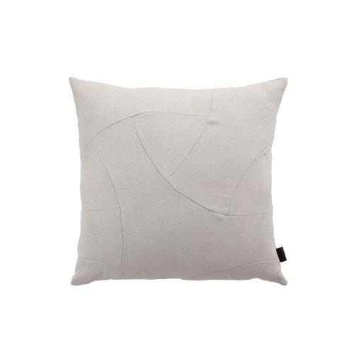 by lassen kissen flow 50cm x 50cm grau online kaufen bei woonio. Black Bedroom Furniture Sets. Home Design Ideas