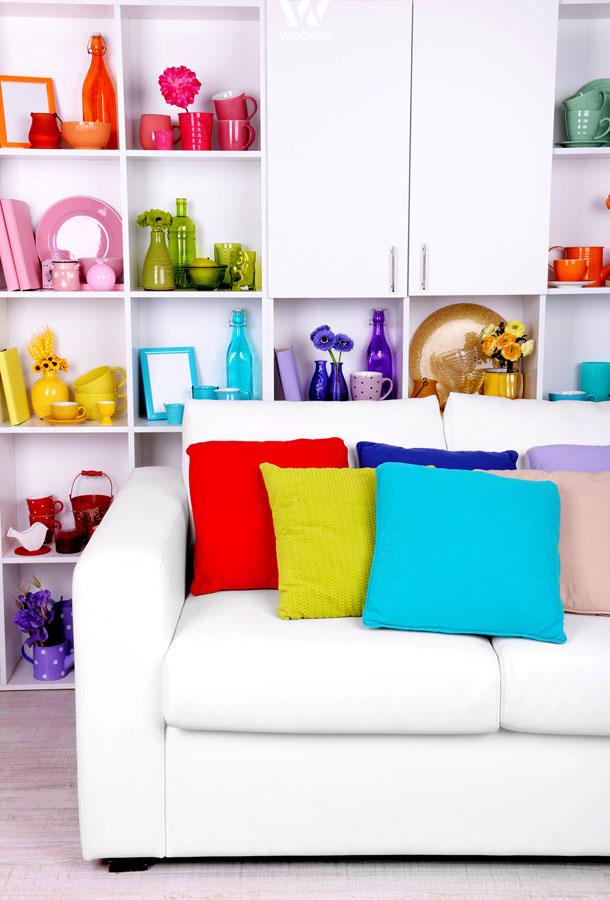 wenn richtig gemacht lassen sich praktisch alle farben gut kombinieren wohnidee by woonio. Black Bedroom Furniture Sets. Home Design Ideas