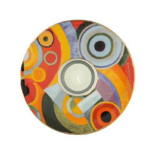 GOEBEL-Artis-Orbis-Robert-Delaunay-Lebensfreude-Knstlerteelicht-Teelicht-Windlicht-aus-Glas-Wohnaccesoires-Deko-0