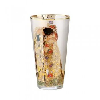 Goebel-66931478-Gustav-Klimt-Vase-Der-Kuss-0