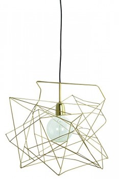 HOUSE-DOCTOR-HNGELEUCHTE-ASYMMETRIC--45CM-MESSING-COOL-0