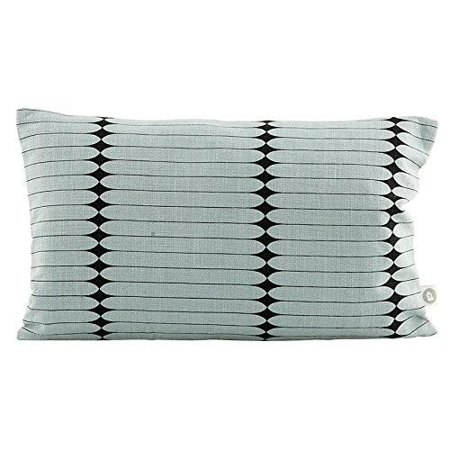 house doctor kissenbezug graphic 30x50cm 100 baumwolle farbe grau online kaufen bei woonio. Black Bedroom Furniture Sets. Home Design Ideas