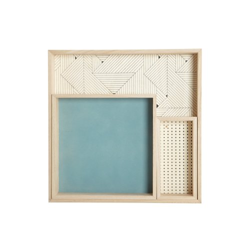 house doctor tablett deco 3er set online kaufen bei woonio. Black Bedroom Furniture Sets. Home Design Ideas