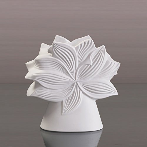 Kaiser-Porzellan-14001085-Palmkrone-Vase-20-cm-0