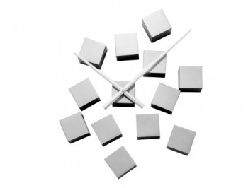 Karlsson-KA4317SI-Wanduhr-Do-It-Yourself-Cubic-silbern-0