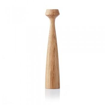 Lily-candleholder-oiled-oak-0
