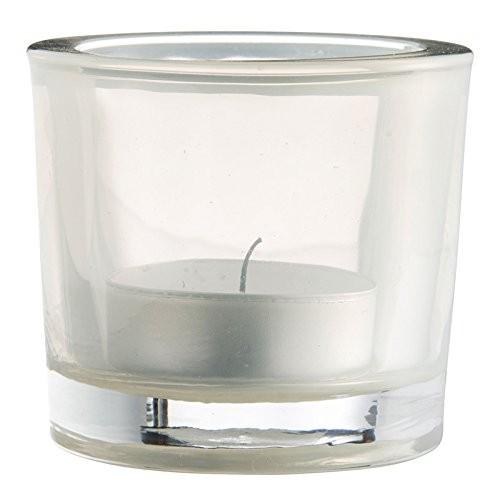 MADAM-STOLTZ-5P366-Teelicht-Nordstern-7x6cm-Glas-Farbegrau-0