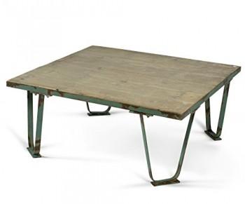 Nordal-Tisch-WAREHOUSE-Table-80cm-Antik-Grn-0