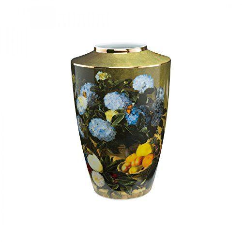artis orbis blaue hortensien vase johan laurentz jensen online kaufen bei woonio. Black Bedroom Furniture Sets. Home Design Ideas