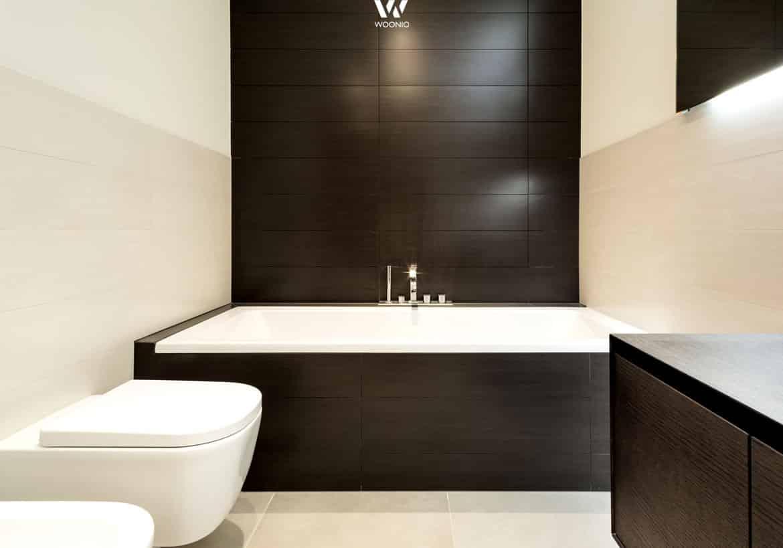 Absolutes understatement zeichnet dieses kleine badezimmer - Gastebadezimmer ideen ...