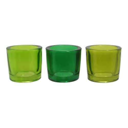 Glas-Teelicht-Set-THICK-3-Stck-Teelichtglser-ca-6-x-65-cm-in-GRN-50-0