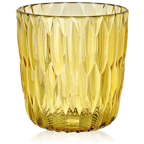 Kartell-1227E1-Vase-Jelly-25-x-235-cm-gelb-0