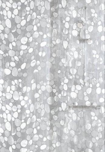 cristal shower curtain 180x200cm clear online kaufen bei woonio. Black Bedroom Furniture Sets. Home Design Ideas