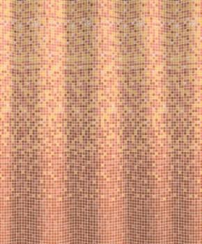 Kleine-Wolke-5179454305-Duschvorhang-Mandolino-180-x-200-cm-ziegelrot-0