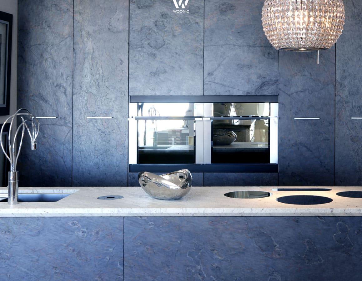 wie w re es mal mit einer ganz anderen farbe in der k che. Black Bedroom Furniture Sets. Home Design Ideas