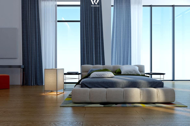 Bett Freistehend freistehende betten lassen sich besonders in großen schlafzimmern