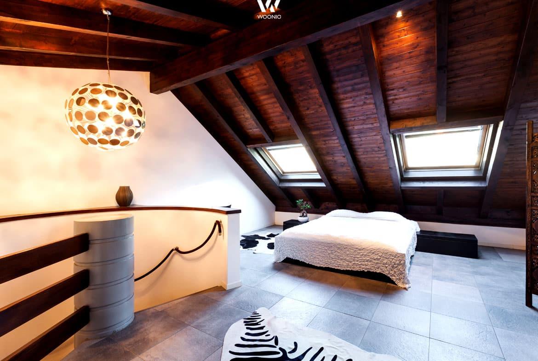 vom bett aus kann man nachts noch sehr gut die sterne z hlen wohnidee by woonio. Black Bedroom Furniture Sets. Home Design Ideas