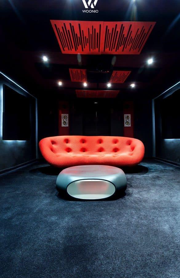 Für alle die ihr Wohnzimmer zum Home-Cinema umbauen möchten und es ...