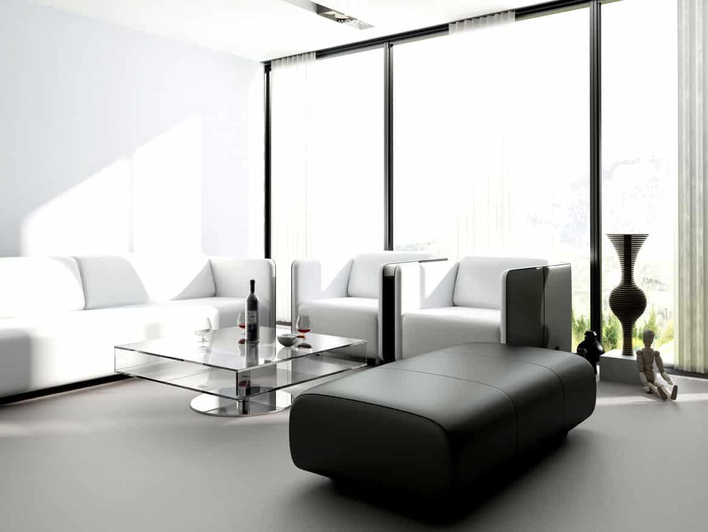 schwarz weiss ist immer zeitlos wohnidee by woonio. Black Bedroom Furniture Sets. Home Design Ideas