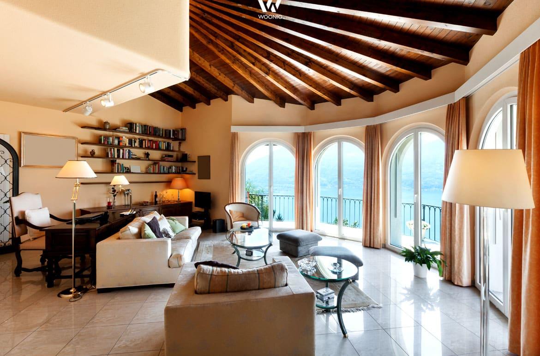 wohnzimmer ideen gemutlich, ein stilmix wie hier wirkt gemütlich - wohnidee by woonio, Design ideen