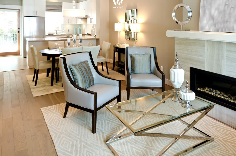 das wohnzimmer im klassischen colonial stil wohnidee by woonio. Black Bedroom Furniture Sets. Home Design Ideas